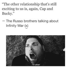 ohmigosh!! so there's hope that we'll finally get the bucky and steve story completed satisfactorily. :)