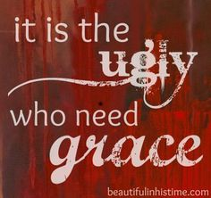 give God your ugly {the wilderness between #legalism and #grace part 17 @beautifulinhistime.com}