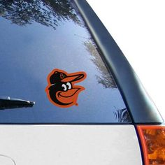 "WinCraft Baltimore Orioles Mascot 8"" x 8"" Color Decal"