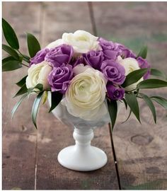 The Classic and Charming Bright Roses Centerpieces tutorial is a beautiful example that timeless style is not always expensive and unattainable.