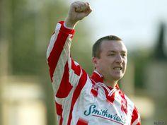 Liam Coyle former DerryCity FC Star Stars, People, People Illustration, Folk