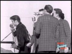 Elvis Presley - Live Tupelo's Own (Complete - 6 Tracks - 13 Minutes) his early music, also shows his humor. Elvis Presley Live, Elvis Presley Albums, Elvis Presley Videos, Elvis And Priscilla, Rock N Roll Music, Rock And Roll, Music Songs, Music Videos, Karma