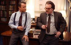Tom Hanks and Philip Seymour Hoffman in Charlie Wilsons War.