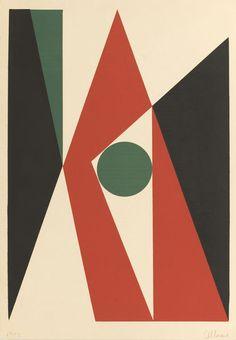 Untitled 6 by Antonio Llorens (1960)