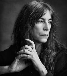 Patti Smith by Mark Seliger