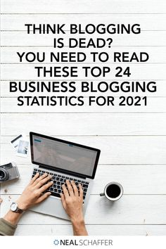 Whether you have started blogging for your business or not, these are the top 24 business blogging statistics that will inspire your strategy. Content Marketing Strategy, Media Marketing, Best Business Ideas, Social Media Trends, Social Business, Influencer Marketing, Pinterest Marketing, Statistics, Blogging