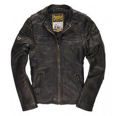john-andy.com | Superdry δερμάτινο jacket