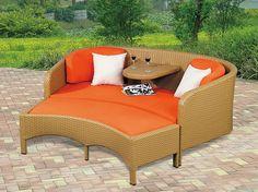 Rattan Outdoor Furniture | Patio Outdoor Furniture Rattan lounge 144L - $0.00 : SDMake.com ...