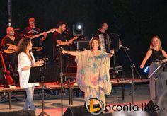 Τι είδαμε φέτος στο Σαϊνοπούλειο Αμφιθέατρο   Laconialive.gr – Η ενημερωτική ιστοσελίδα της Λακωνίας, Νέα και ειδήσεις Concert, Recital, Concerts, Festivals