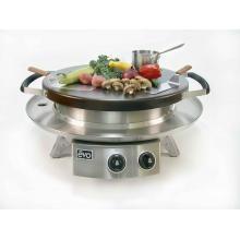 Evo Professional Classic Tabletop Flattop Gas Grill - Propane : BBQ Guys