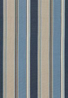 Addison Cotton Stripe Schumacher Fabric