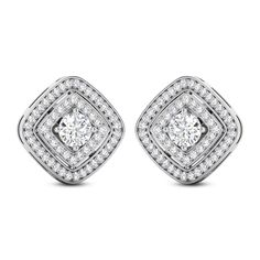 Ingram Solitaire Earring