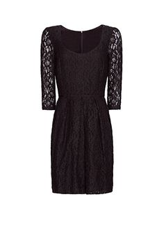 MANGO - Lace dress