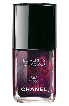 CHANEL LE VERNIS NAIL COLOUR in TABOO