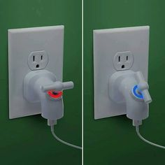 Power tap USB wall charger.. What a beautiful design! https://www.chinavasion.com/