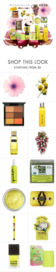 """""""beauty fix 1"""" by rachel-hack-1 ❤ liked on Polyvore featuring beauty, MAC Cosmetics, Indie Lee, Victoria's Secret, SONOMA Goods for Life, Urban Decay, Forever 21, Claus Porto, Sally Hansen and TONYMOLY"""