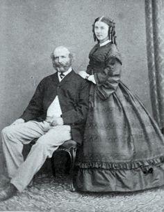 John Rae and wife