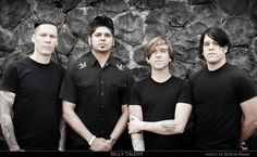 """On April Billy Talent brings their """"Dead Silence Tour"""" to the Air Canada Centre, with special guests Sum Hollerado, and Indian Handcrafts! August Burns Red, Billy Talent, Bullet For My Valentine, Latest Hd Wallpapers, Warped Tour, Britpop, Blink 182, Pop Punk, Special Guest"""