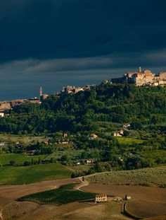 Montepulciano, Tuscany, Italy One of my favourite places Places In Italy, Oh The Places You'll Go, Places To Travel, Places To Visit, Toscana, New Travel, Italy Travel, Dream Vacations, Vacation Spots
