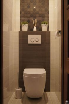 29 Awesome Inspiring Small Bathroom Design Ideas Source by noracseke Modern Bathrooms Interior, Modern Bathroom Decor, Bathroom Interior Design, Bathroom Ideas, Bathroom Layout, Interior Ideas, Bathroom Lighting, Wc Design, Toilet Design