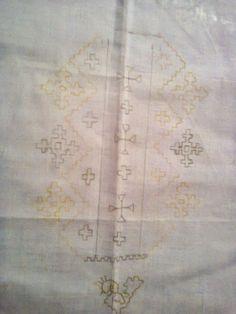 Creative of  rainy  ....: kasuti embroidery in salwar...and salwar neck desi...