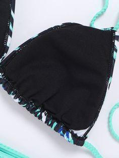 Sexy Gather Deep V Halter Backless Bikini , thong bikini bottoms, mini micro bikini, push up bikini how to style bodysuit #sportswearoutfit