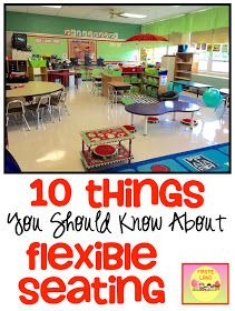 Firstieland: Ten Things You Should Know About Flexible Seating
