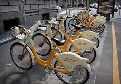 SALONE MILAN 2012: SATELLITE EXHIBITIONS - BikeMi Public Bikes - Core77