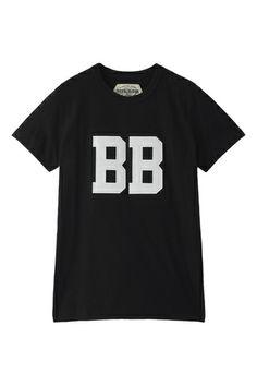 シンゾーン【MIRROR of Shinzone】BBアップリケTシャツ