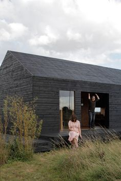 Ochre Barn by Carl Turner Architects | Norfolk, England