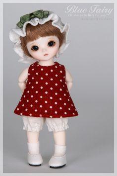 BlueFairy's Strawberry Yoko *swoon*
