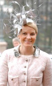 Princess Mette-Marit, April 17, 2004 | The Royal Hats Blog