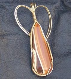 FREE S - Pendant - Drop Dead Gorgeous Wonderstone - A JewelryArtistry Original - P258