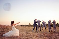 Fall Wedding | Vadering | star wars | groomsmen | First Time Home Byers