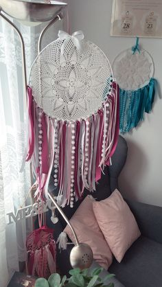 #dreamcatcher #dreamcatcherdiy #diy #decor #design #homedecor #homedesign #łapaczsnów #wystrójwnętrz