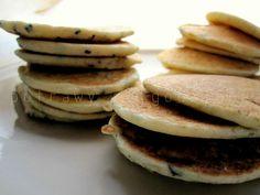 Potrawy Półgodzinne: placuszki z kaszy jaglanej