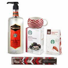 Peppermint Mocha Deluxe Gift Set. $42.29 at StarbucksStore.com