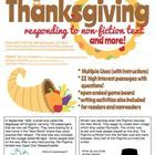 Thanksgiving is coming!  Incorporate history and fun facts about this American holiday into your reading or language lessons (or speech/language th...