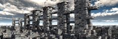 giacomo costa art - Google Search Collage, Futuristic City, Italian Artist, Art Google, Costa, Greenery, New York Skyline, Architecture, World