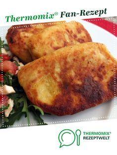 Gefüllte Kartoffeltaschen von Schirmle. Ein Thermomix ® Rezept aus der Kategorie Hauptgerichte mit Gemüse auf www.rezeptwelt.de, der Thermomix ® Community.