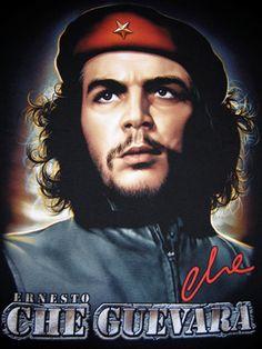 Che Guevara..