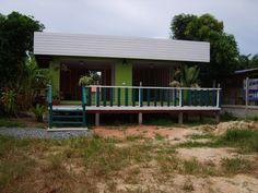 Steel Frame House, House 2, Deck, Outdoor Decor, Home Decor, Decoration Home, Room Decor, Decor, Decks
