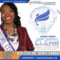 Tonight Tonight Tonight! Click this link : www.allnationstv.com @8 pm EST.. Join us for the recap just for you from the Bishop T. D. Jakes Pastors and Leaders Conference. Good Deeds Radio & TV Shows with Host Dr. Renee Sunday - The Platform Builder #gooddeedslive #pastor #leaders #TV #media #gooddeeds #buildtohers #jakes #clearvision #purpose