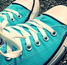 Blue converse | weheartit <3