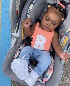 Cute Mixed Babies, Cute Black Babies, Beautiful Black Babies, Cute Babies, Black Baby Girl Hairstyles, Cute Toddler Hairstyles, Cute Kids Fashion, Baby Girl Fashion, Babies Fashion