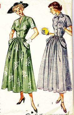 Simplicity 2827 (1949)