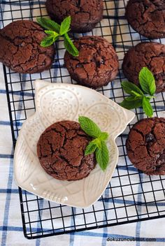 chocolate cookie...