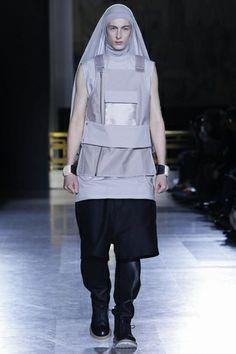 Rick Owens Fall/Winter 2014 Menswear