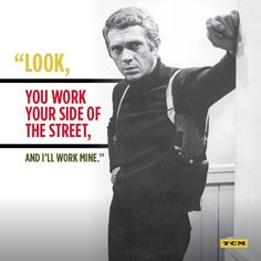 Discover and share Steve Mcqueen Is Cool Quotes. Explore our collection of motivational and famous quotes by authors you know and love. Hollywood Icons, Hollywood Actor, Classic Hollywood, Vintage Movie Stars, Vintage Movies, Turner Classic Movies, Classic Films, Steve Mcqueen Quotes, Steve Mcqueen Bullitt