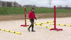 Rushing Fences: How to school a horse that rushes at jumps this totally my horse, she loves to jump, and since I'm learning to jump It's really hard to concentrate on your postion and    keep her from rushing, so this really works!